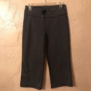 Lululemon Grey Wide Leg Pants 6 EUC